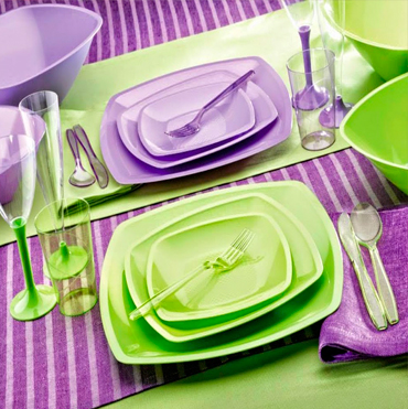 Kit Monouso e accessori in plastica
