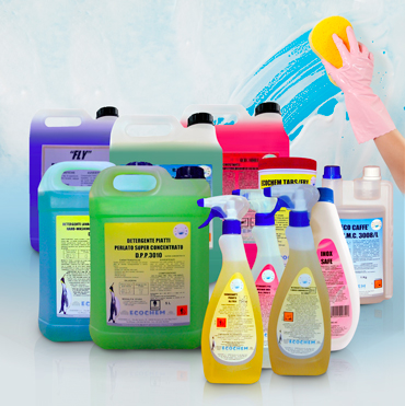 detergenza professionale