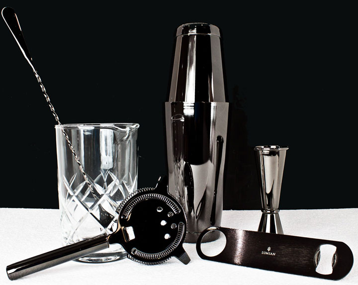 kit e accessori per barman